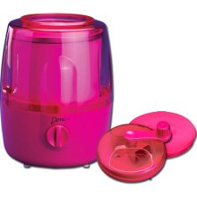 Automatic Ice Cream Maker With Candy Crusher -Color Rasberry (DISCONTINUED) *FREE SHIPPING*