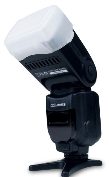 DM SB780EX E-TTL Dedicated Flash with 18-180 Power Zoom, Bounce & Swivel for Canon *FREE SHIPPING*