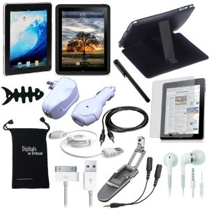 15 Piece Accessory Bundle Kit for Apple iPad *FREE SHIPPING*