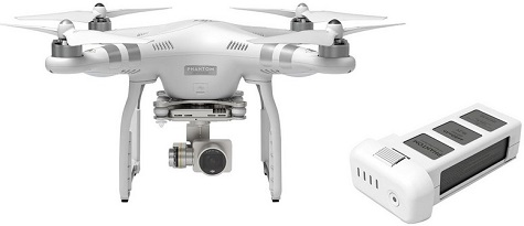 Phantom 3 Advanced Ready to Fly Quadcopter with extra battery bundle *FREE SHIPPING*