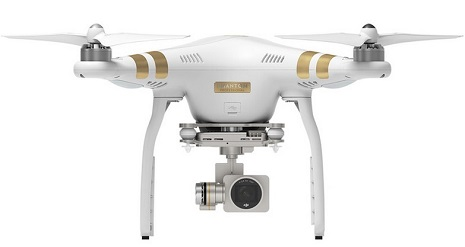 Phantom 3 Professtional Ready to Fly Quadcopter with integrated 4k camera *FREE SHIPPING*