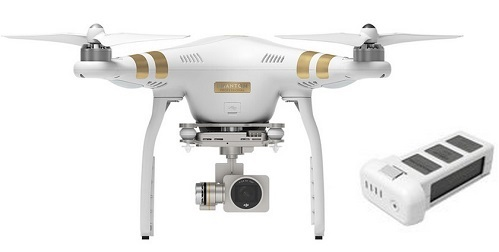 Phantom 3 Professtional Ready to Fly Quadcopter with integrated 4k camera with Extra Battery *FREE SHIPPING*