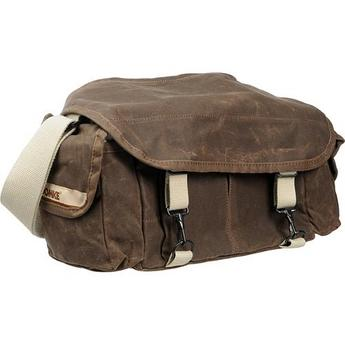 F-2 Original Shoulder Bag - Brown Waxwear Finish *FREE SHIPPING*