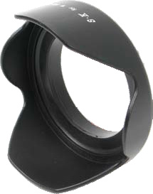 DL-2058 58mm Tulip Digital Lens Hood