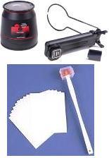 DL-Slck Dlc DSLR Sensorvu Loupe &  Dlc Sensorvu Cleaner Kit *FREE SHIPPING*