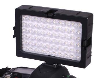 DL-DV60 Video & DSLR LED Light *FREE SHIPPING*
