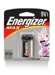 522BP Max 9v Alkaline Battery 1 Pack