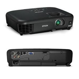 PowerLite 1261W Multimedia Projector