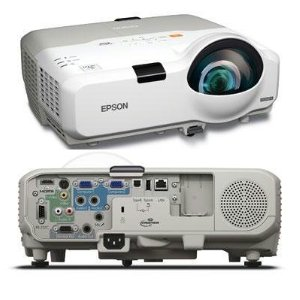 PowerLite 425W LCD Projector