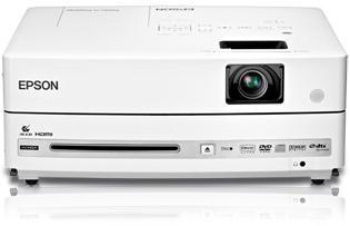 Powerlite Presenter Projector/Dvd Player Combo