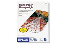 Matte Paper Heavyweight