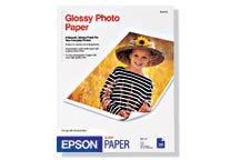 Glossy Photo Paper (Ltr Size) (50 Sheets)