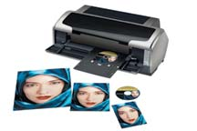 Stylus Photo R1800 Inkjet Printer - C11c589011