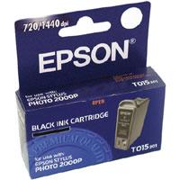Black Ink Cartridge - T015201