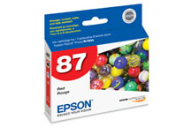 Epson Red Ink Cartridge