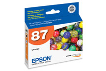 Epson Orange Ink Cartridge