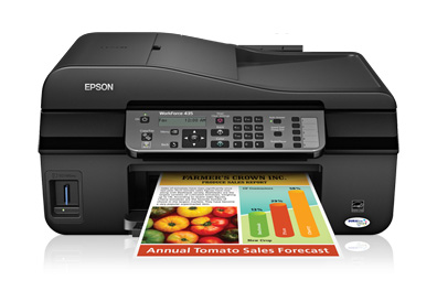 WorkForce 435 All-in-One Printer