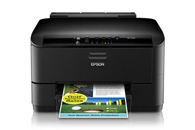 WorkForce Pro WP-4020 Color Inkjet Printer