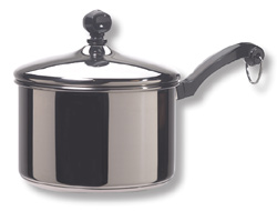 50002 2qt Covered Saucepan