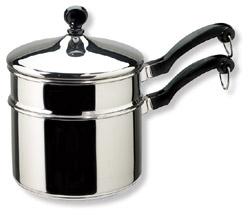 Double Boiler 2qt Sauce W/Boiler Insert, Model #50057