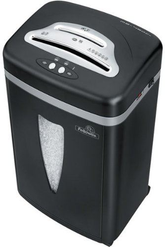 Powershred Medium-Duty Ms-450cs Micro-Shred Shredder, Black
