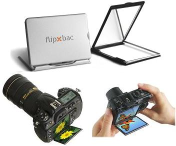 3.0 Inch Angle Viewfinder & Screen Protector - Black *FREE SHIPPING*