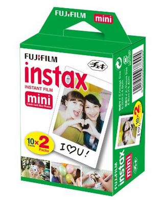 Instax Mini Instant Color Film Sheet (20 Exposure) *FREE SHIPPING*