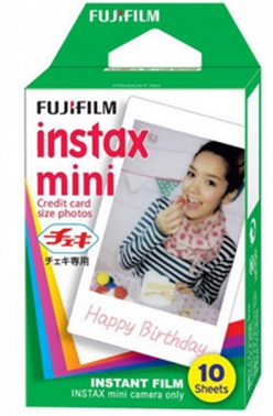 Instax Mini Instant Color Film Sheet (10 Exposure) *FREE SHIPPING*