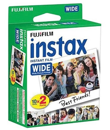 Instax Wide Instant Film (20 Pack) *FREE SHIPPING*