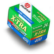 Ca 135-24 Superia Color Print Film (200 Asa)