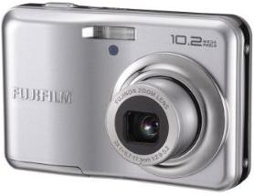 Finepix A170 10.0 Megapixel, 3x Optical Zoom, 2.7 Inch LCD Screen Ultra Slim Digital Camera - Silver *FREE SHIPPING*