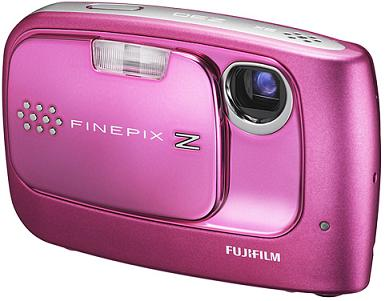 Finepix Z30 10.0 Megapixel, 3x Optical Zoom, 2.7 Inch LCD Screen Digital Camera - Pink - Factory Refurbished *FREE SHIPPING*