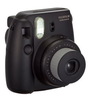 Instax Mini 8 Instant Film Camera - Black *FREE SHIPPING*