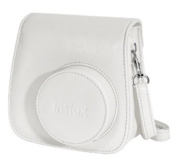 Groovy Camera Case for Instax Mini 8 Camera - White *FREE SHIPPING*