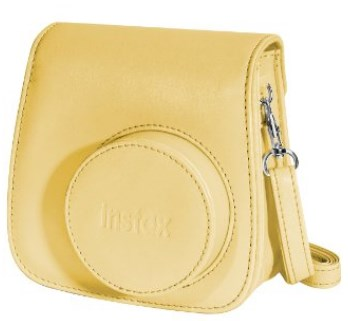 Groovy Camera Case for Instax Mini 8 Camera - Yellow *FREE SHIPPING*