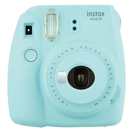Instax Mini 9 Instant Camera - Ice Blue *FREE SHIPPING*