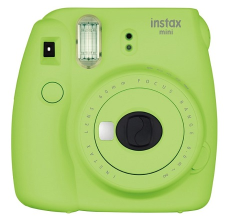 Instax Mini 9 Instant Camera - Lime Green *FREE SHIPPING*