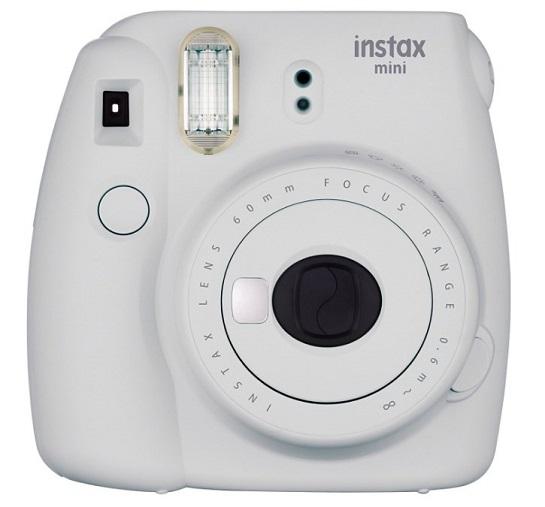 Instax Mini 9 Instant Camera - Smokey White *FREE SHIPPING*