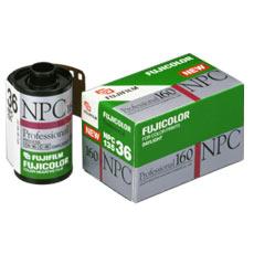 Npc 135-36 Pro Color Print Film (160 Asa)