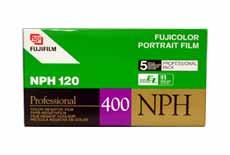 Nph 120 Pro Color Print Film (400 Asa)