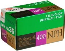 Nph 135-36 Pro Color Print Film (400 Asa)