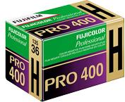 Pro 400h 135-36 Exp Color Print Negative