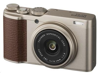 XF 10 24 Megapixel , 18.5mm f/2.8 Lens Digital Camera - Champagne Gold *FREE SHIPPING*