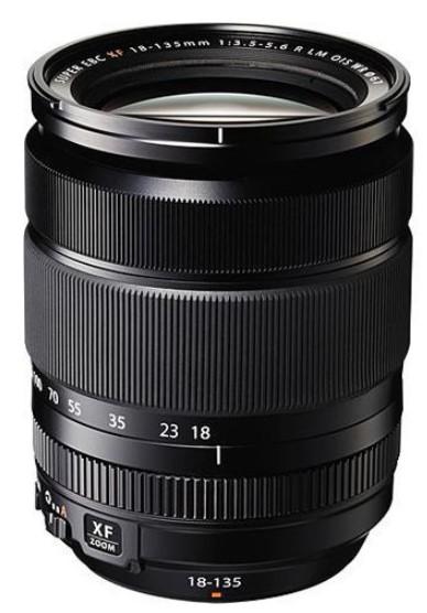 XF 18-135mm f/3.5-5.6 R LM OIS WR Lens - Black *FREE SHIPPING*
