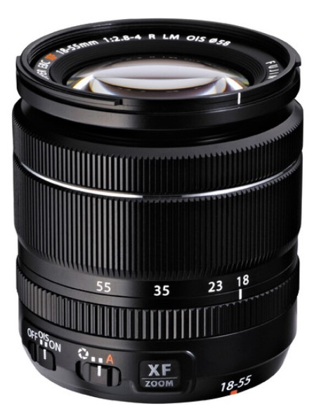 XF 18-55mm f/2.8-4 R LM OIS Lens - Black *FREE SHIPPING*