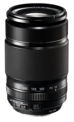 XF 55-200mm f/3.5-4.8 R LM OIS Lens - Black *FREE SHIPPING*