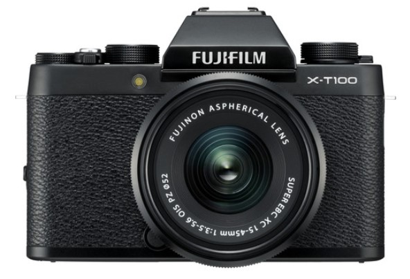 X-T100 24 Megapixel Mirrorless Digital Camera with 15-45mm Lens Kit - Black *FREE SHIPPING*