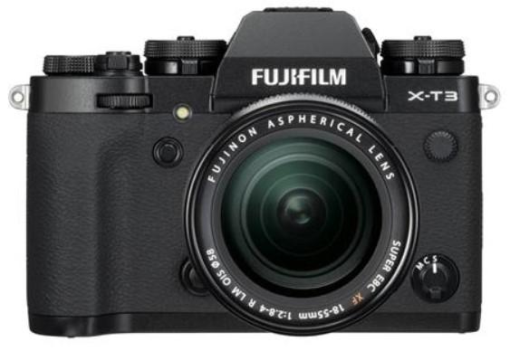 X-T3 26.1 Megapixel Mirrorless Digital Camera with 18-55mm Lens Kit - Black *FREE SHIPPING*