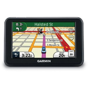 nvi 40 4.3-inch Portable GPS Navigator (US Only)