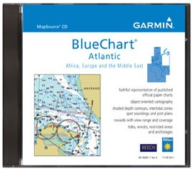 Bluechart Atlantic Mapsource